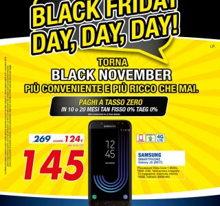 BLACK FRIDAY DAY, DAY, DAY!