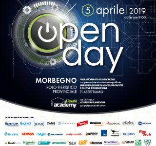 OPEN DAY VENERDI' 5 APRILE 2019